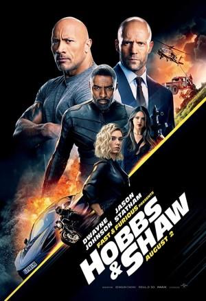 Fast & Furious Presents: Hobbs & Shaw (2019)
